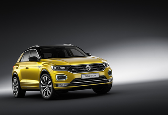 Volkswagen T-Roc R-Line: in sporttenue #1