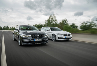 Alpina D5 S is de BMW 540d die we willen #1
