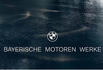 BMW : Nouveau logo pour les voitures de pointe #1