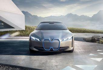 BMW i Vision Dynamics: voorbereiding op i5 #1