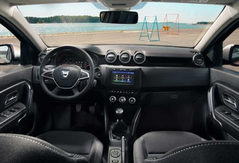 Aan boord van de nieuwe Dacia Duster #1