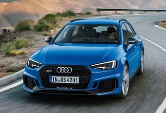 Audi RS4 Avant : la bête est lâchée ! #1