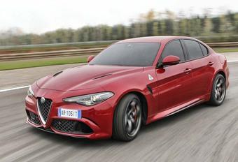 Alfa Romeo : Pas de grande routière avant 2021 ! #1