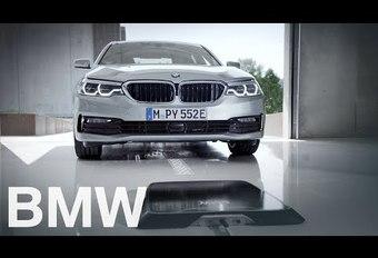 VIDÉO - Charge par induction pour la BMW Série 5 iPerformance #1