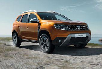 Dacia ne compte pas étendre sa gamme #1