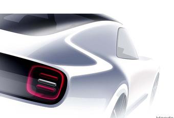 Honda électrise Tokyo avec son Sports EV Concept #1