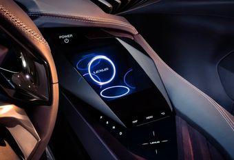 Lexus gaat volledig elektrisch #1