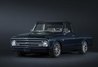 Chevrolet toont hoe je 100 jaar pick-ups hoort te vieren #1