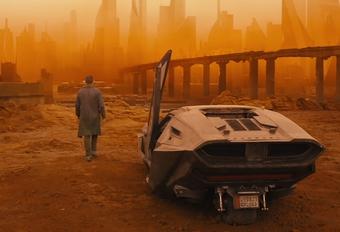 Peugeot heeft sterrenrol in Blade Runner 2049 #1