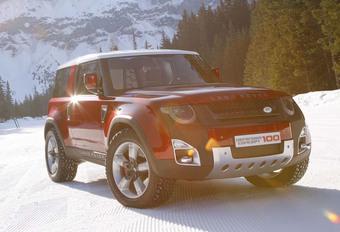 Futur Land Rover Defender : en hybride ? #1