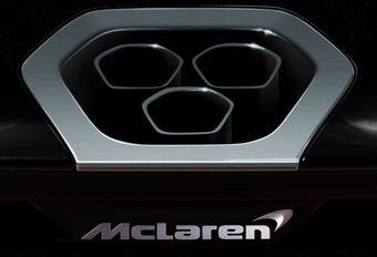 McLaren : un 2nd modèle Ultimate Series #1