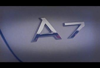 Audi A7 op video #1
