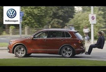 Volkswagen Tiguan Allspace: reclame voor derde zitrij #1