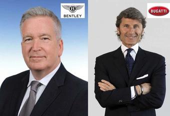 Bentley en Bugatti hebben nieuwe bazen #1