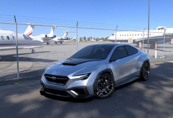 Subaru Viziv Performance : La nouvelle WRX STI ? #1