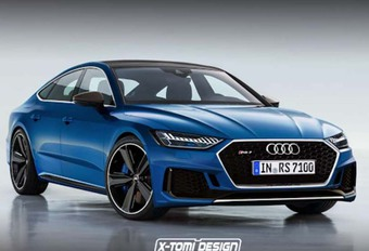 Audi RS7 Sportback: wordt dit hem? #1