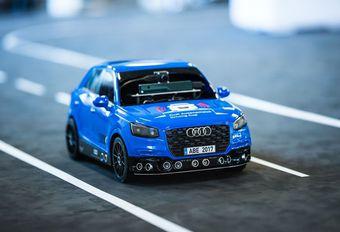 Audi Autonomous Driving Cup 2017: wedstrijd voor autonome voertuigen #1