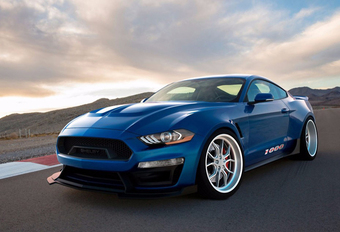 Shelby Ford Mustang 1000 heeft 1.000 pk #1