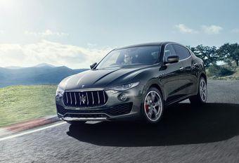 Maserati Levante : nouvel arrêt de la production #1