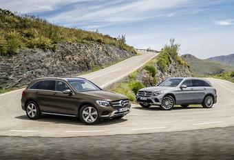 Flinke en wereldwijde groei van Mercedes-verkoop #1
