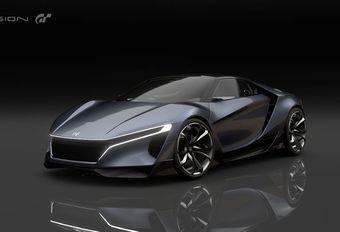 VIDÉO - Honda Sports Vision GT : une sportive légère pour Gran Turismo !   #1