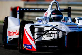 Belgische bedrijven én piloot naar Formule E #1