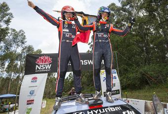 AutoWereld naar WRC Australië (4): vierde seizoenzege voor magistrale Neuville! #1