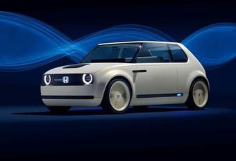 Honda Urban EV : 240 km et 15 minutes de charge #1