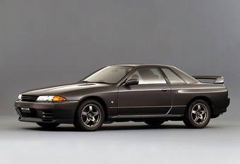Eigenaars van de R32 Nissan Skyline GT-R hebben een streepje voor #1