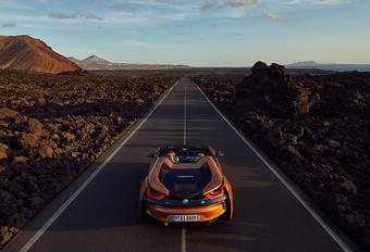 Nieuwe eDrive-technologie en Roadster-versie voor de BMW i8 #1