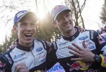 Het is beslist, wereldkampioen Sébastien Ogier blijft bij M-Sport #1