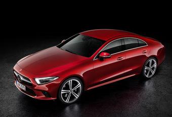 Mercedes CLS wordt flink duurder #1