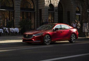 Mazda 6 : nouveau moteur et bois de sen #1