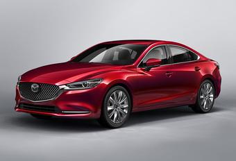 Hoe nieuw is de nieuwe Mazda 6? #1