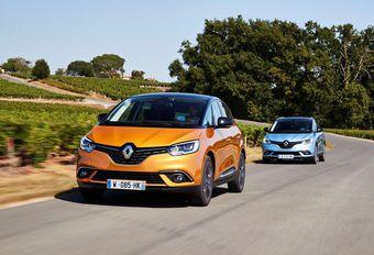 "Renault Scénic krijgt ""dikke"" 1.3 TCe #1"