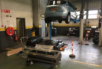 Renault Zoé : 3500 € pour passer de 22 à 41 kWh #1