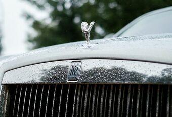 Rolls-Royce : cap sur l'électrique, sans hybride #1