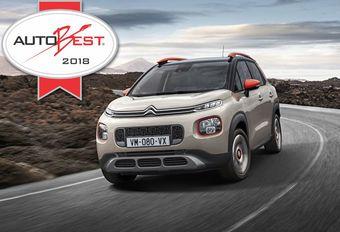 AutoBest 2018: overwinning voor Citroën C3 Aircross #1