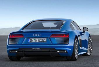 Une Audi sportive électrique en 2020 #1