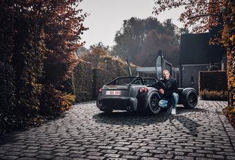 Koop de speciale Donkervoort D8 GTO van Tom Boonen #1