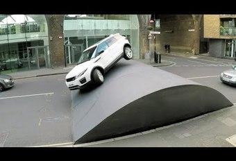 Onmogelijke verkeersdrempel #1