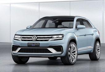 Volkswagen Tiguan Coupé, een goed idee? #1