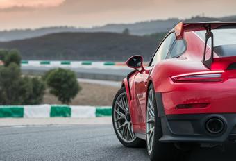 Autosalon Brussel 2018: Porsche (paleis 1 & 12) #1