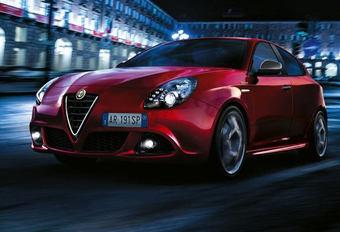 Alfa Romeo prépare les nouvelles Giulietta et 4C #1