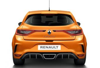 Zoveel kost de nieuwe Renault Mégane RS #1