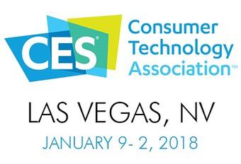 CES 2018 in Las Vegas - Al het nieuws #1