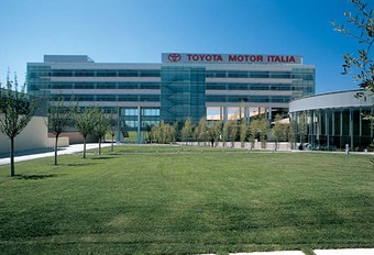 Toyota arrête le Diesel en Italie #1