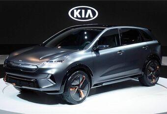CES 2018 - Kia Niro EV : vision du futur #1