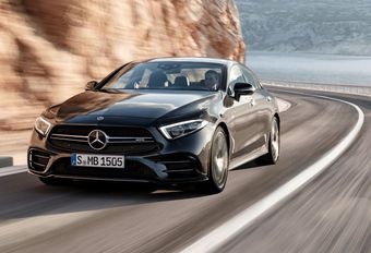 NAIAS 2018 - Mercedes 53 AMG: Mild hybride AMG voor E-Klasse en CLS #1