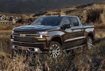 NAIAS 2018 – Chevrolet Silverado: nieuwe generatie #1
